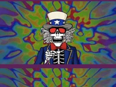 DEADHEAD ALERT – Jerry Garcia Birthday Celebration Fri- 8/2@ 10 pm PT