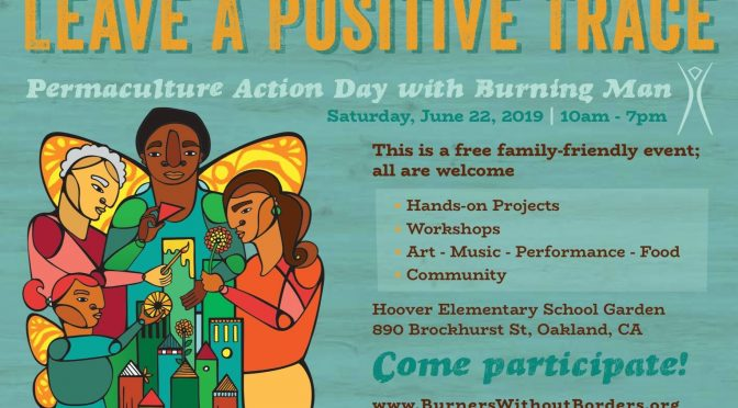 Burners without Borders Day of Action – On our Soundcloud