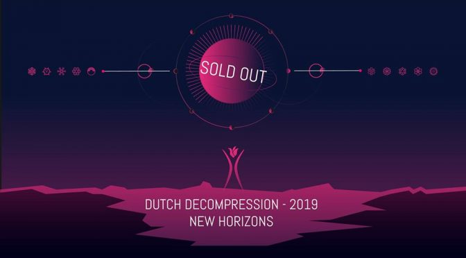 Live NOW – from Amsterdam – Dutch Decompression -November 9th & 10th