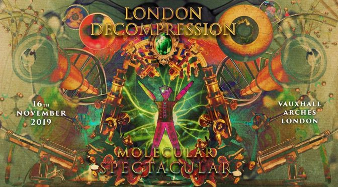Live From London Decompression – Sat.  11/16