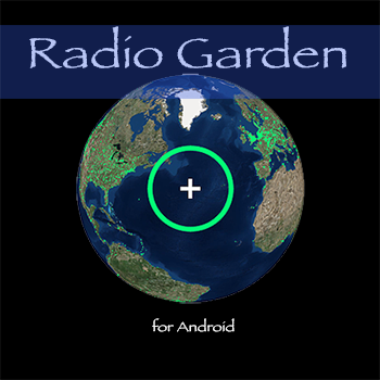 shouting fire on radio garden