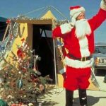Santa camp was first official camp of burning man
