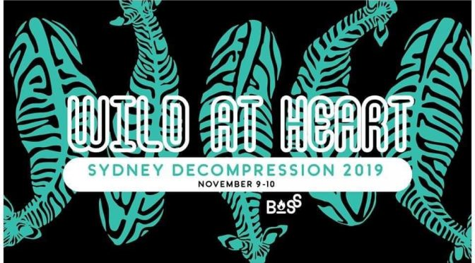 Live from Sydney Deceompression  – Nov 8th (Nov 9th in Australia)