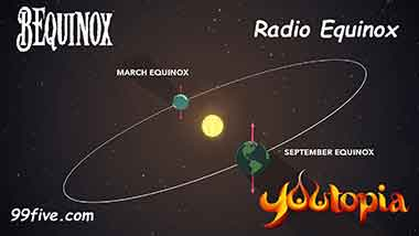 Radio Equinox - burning man