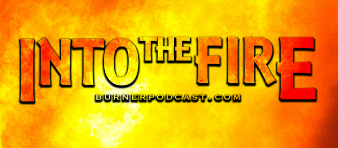 Into the fire burning man podcast