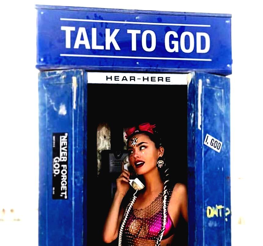 talk to god virtual